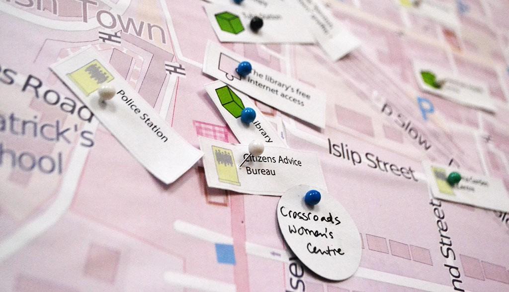 Asset mapping, Kentish Town