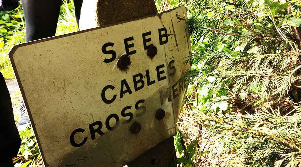 SEEB Cables Cross Here, Twickenham