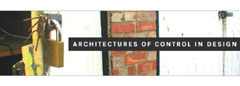 Architectures of Control in Design