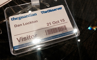 Guardian visitor pass