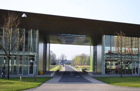 Gateway at Philips High Tech Campus, Eindhoven