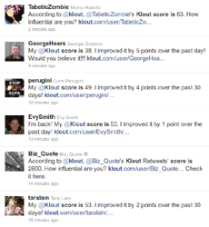 Klout: vermin of Twitter